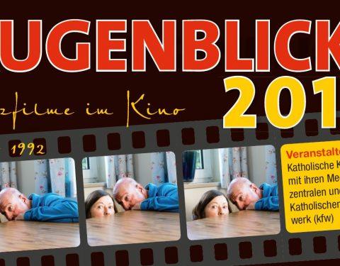 AUGENBLICKE 2018 – Das Kurzfilmprogramm