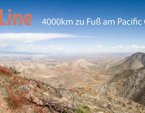 RED LINE – 4000 km zu Fuß am Pacific Crest Trail